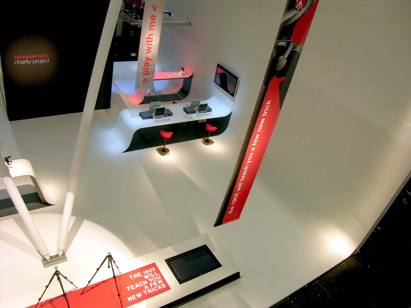 manfrotto photokina exhibit